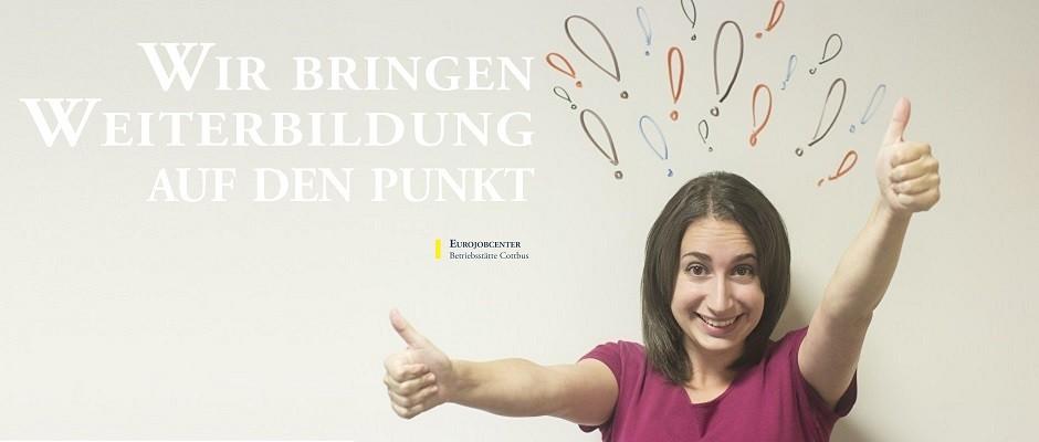 Leistungen und Service Eurojobcenter Weiterbildung Cottbus